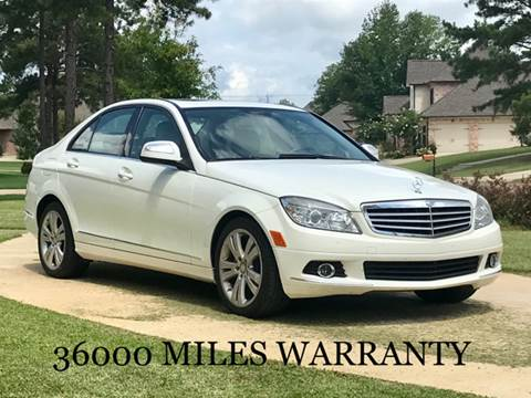 2009 Mercedes-Benz C-Class for sale at NextCar in Jackson MS