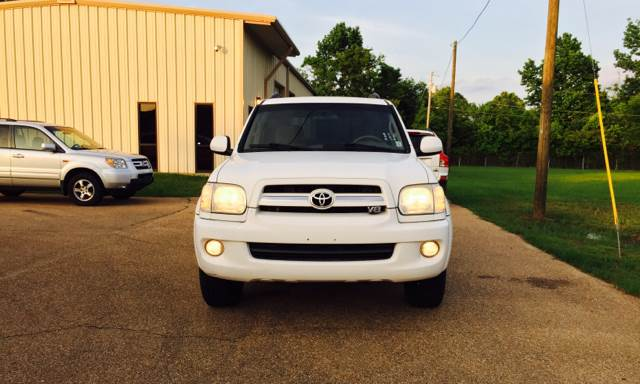 2005 Toyota Sequoia for sale at NextCar in Jackson MS