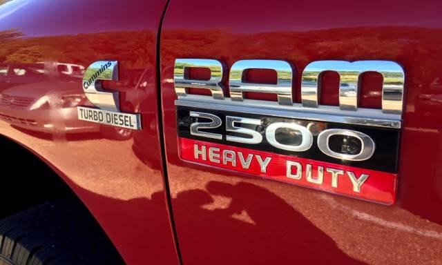 2008 Dodge Ram Pickup 2500 for sale at NextCar in Jackson MS