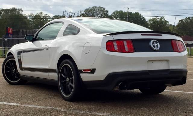 2012 Ford Mustang for sale at NextCar in Jackson MS