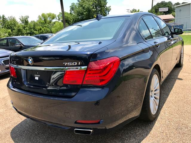 2010 BMW 7 Series for sale at NextCar in Jackson MS