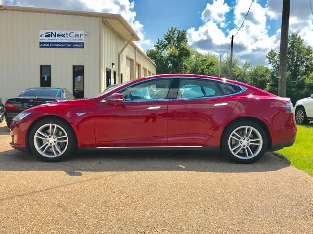 2014 Tesla Model S for sale at NextCar in Jackson MS