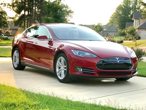2014 Tesla Model S for sale at NextCar in Jackson MS