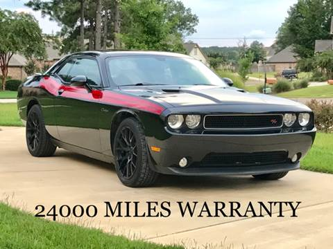 2014 Dodge Challenger for sale at NextCar in Jackson MS