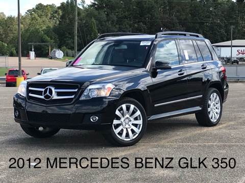 2012 Mercedes-Benz GLK for sale in Jackson, MS