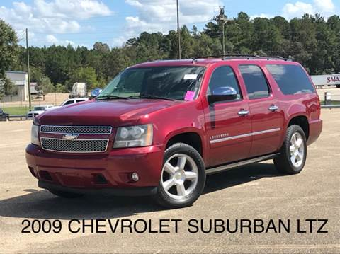 2009 Chevrolet Suburban for sale at NextCar in Jackson MS