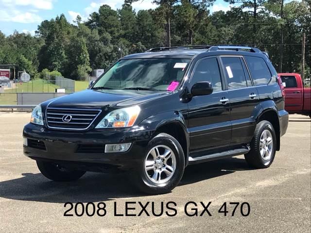 2008 Lexus GX 470 for sale at NextCar in Jackson MS