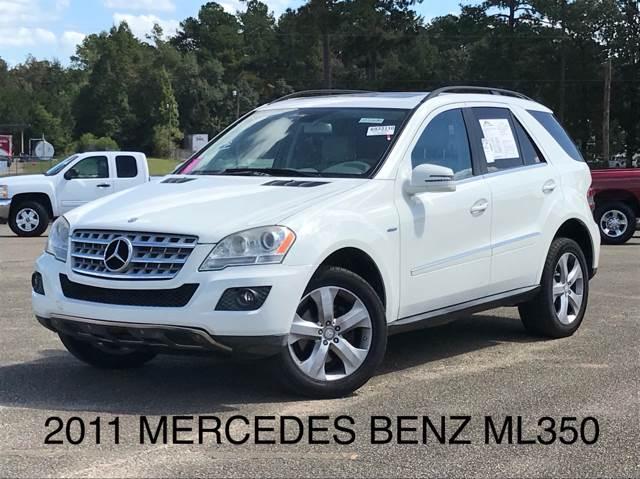 2011 mercedes benz m class ml 350 bluetec in jackson ms for Mercedes benz of jackson jackson ms