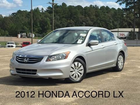 2012 Honda Accord for sale at NextCar in Jackson MS