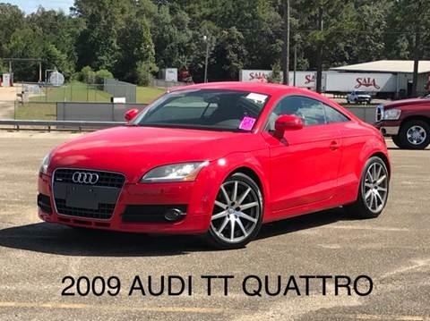2009 Audi TT for sale in Jackson, MS