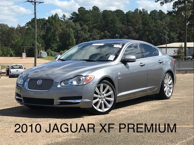 2010 Jaguar XF for sale at NextCar in Jackson MS