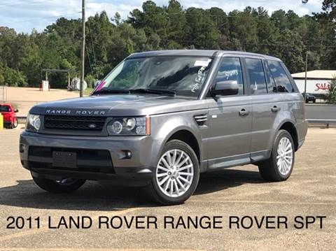 2011 Land Rover Range Rover Sport for sale at NextCar in Jackson MS