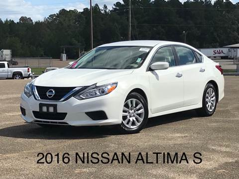 2016 Nissan Altima for sale at NextCar in Jackson MS