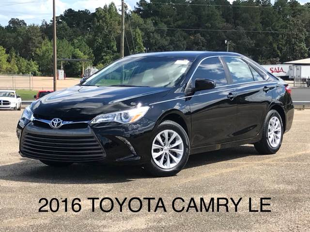 2016 Toyota Camry for sale at NextCar in Jackson MS