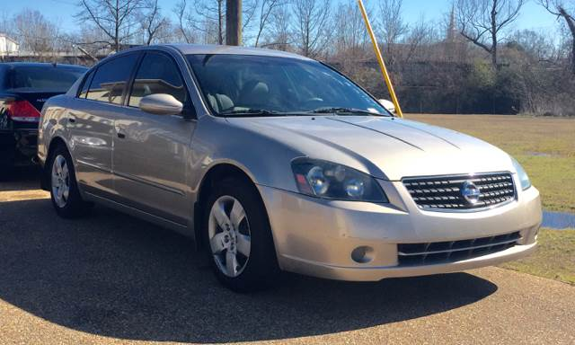 2006 Nissan Altima for sale at NextCar in Jackson MS