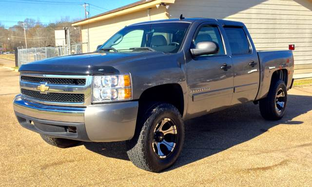 2007 Chevrolet Silverado 1500 for sale at NextCar in Jackson MS