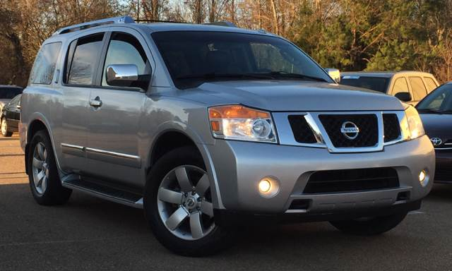 2010 Nissan Armada for sale at NextCar in Jackson MS
