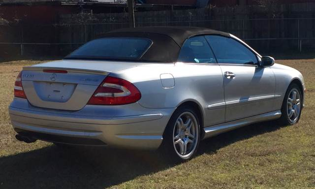 2004 Mercedes-Benz CLK for sale at NextCar in Jackson MS