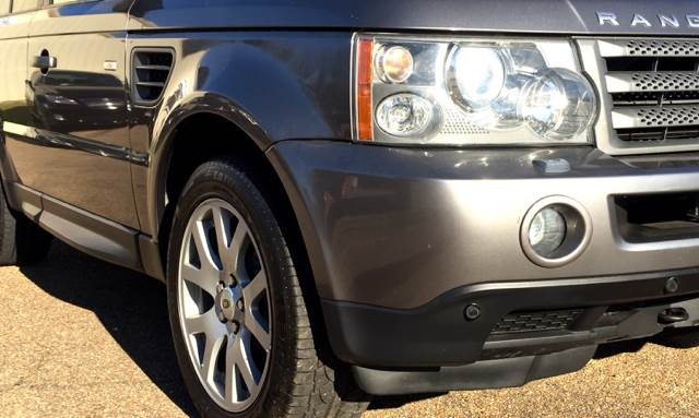 2009 Land Rover Range Rover Sport for sale at NextCar in Jackson MS