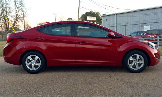 2015 Hyundai Elantra for sale at NextCar in Jackson MS