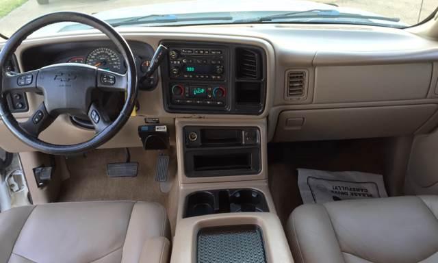 2005 Chevrolet Silverado 2500HD for sale at NextCar in Jackson MS