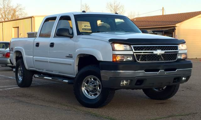 2005 Chevrolet Silverado 2500HD for sale at NextCar in Jackson MS