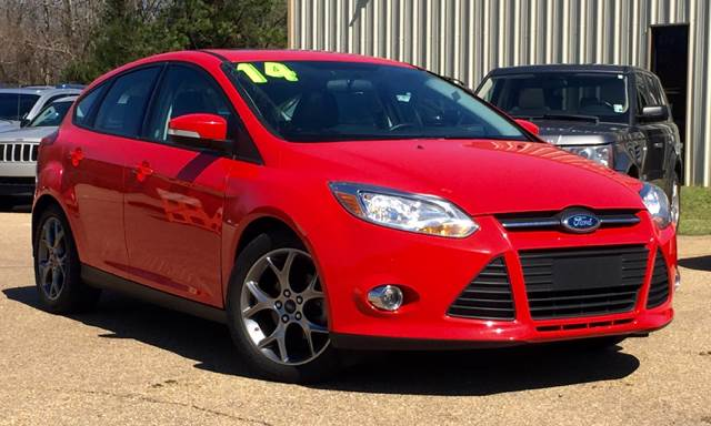 2014 Ford Focus for sale at NextCar in Jackson MS