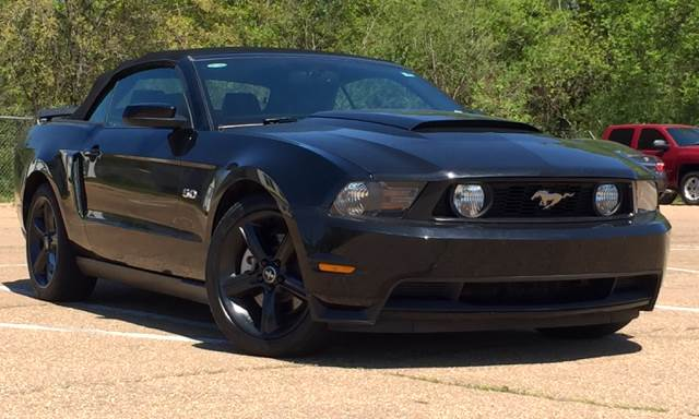 2011 Ford Mustang for sale at NextCar in Jackson MS