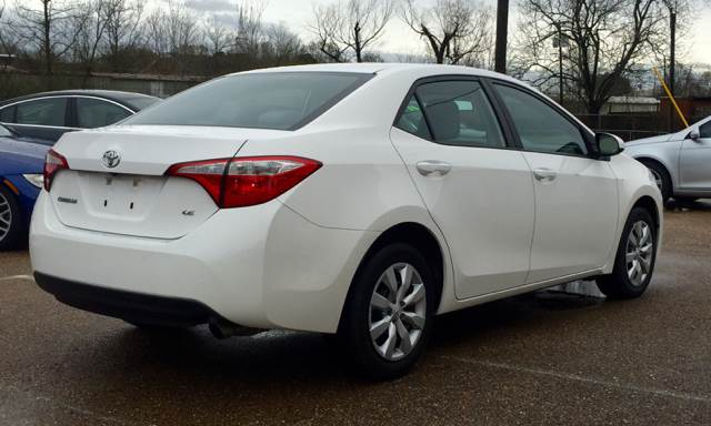 2014 Toyota Corolla for sale at NextCar in Jackson MS