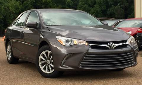 2015 Toyota Camry for sale at NextCar in Jackson MS
