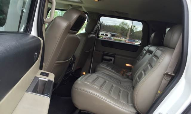 2003 HUMMER H2 for sale at NextCar in Jackson MS