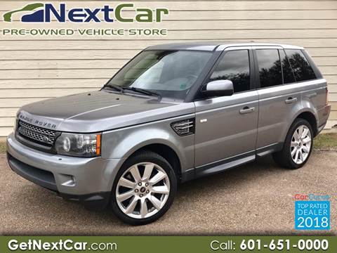 2013 Land Rover Range Rover Sport for sale in Jackson, MS