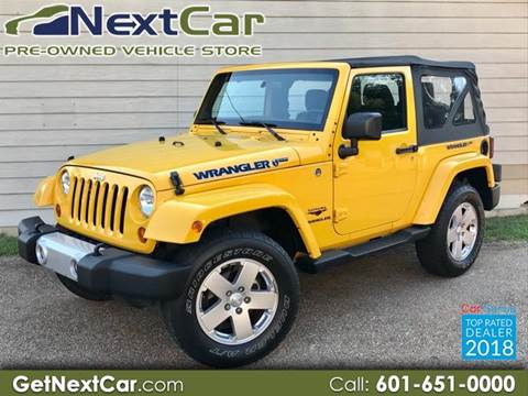 2011 Jeep Wrangler for sale in Canton, MS