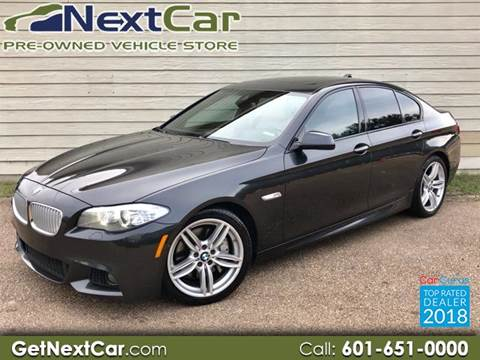 2013 BMW 5 Series for sale in Canton, MS
