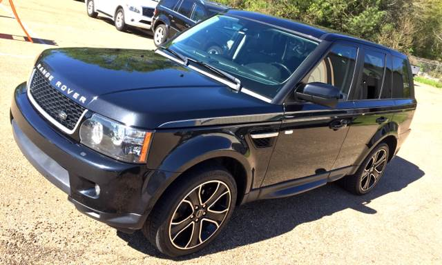2012 Land Rover Range Rover Sport for sale at NextCar in Jackson MS