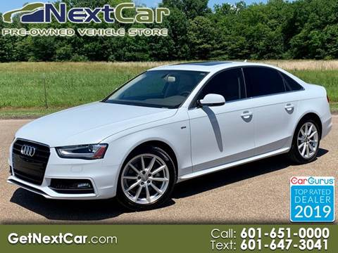 2016 Audi A4 for sale in Canton, MS