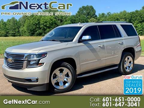 2015 Chevrolet Tahoe for sale in Canton, MS