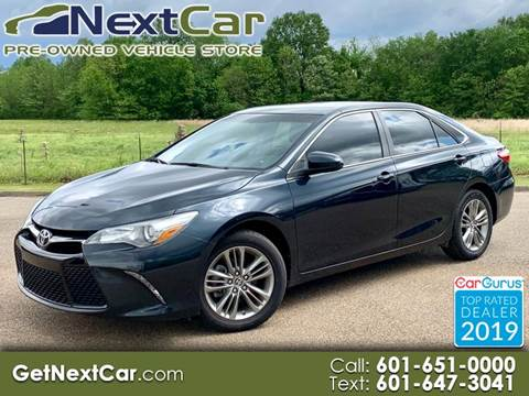 2016 Toyota Camry for sale in Canton, MS