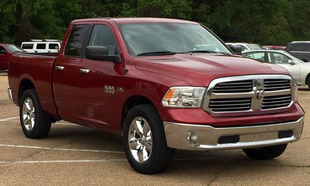 2015 RAM Ram Pickup 1500 for sale at NextCar in Jackson MS