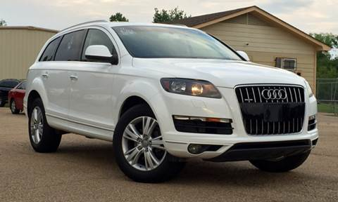2011 Audi Q7 for sale at NextCar in Jackson MS