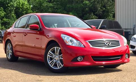 2011 Infiniti G37 Sedan for sale at NextCar in Jackson MS