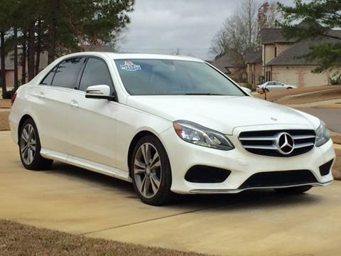 2014 Mercedes-Benz E-Class for sale at NextCar in Jackson MS