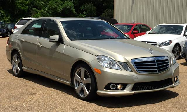 2010 Mercedes-Benz E-Class for sale at NextCar in Jackson MS