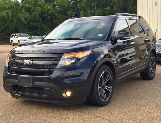 2013 Ford Explorer for sale at NextCar in Jackson MS
