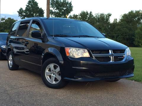 2012 Dodge Grand Caravan for sale at NextCar in Jackson MS