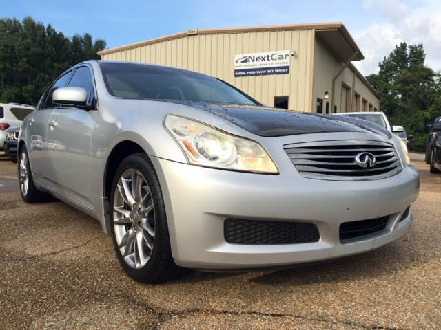 2007 Infiniti G35 for sale at NextCar in Jackson MS