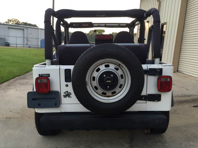 1998 Jeep Wrangler for sale at NextCar in Jackson MS