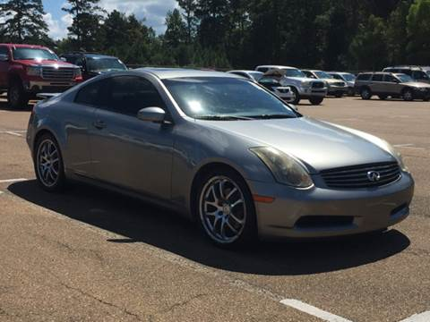 2005 Infiniti G35 for sale at NextCar in Jackson MS