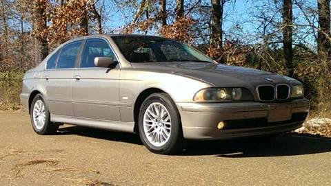 2002 BMW 5 Series for sale at NextCar in Jackson MS