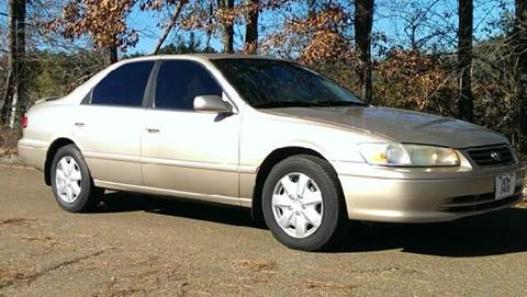 2001 Toyota Camry for sale at NextCar in Jackson MS